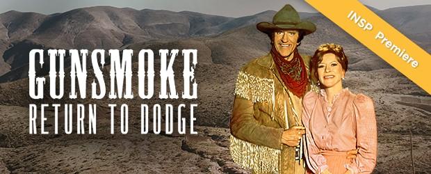 Gunsmoke Return To Dodge Insp Tv Family Friendly