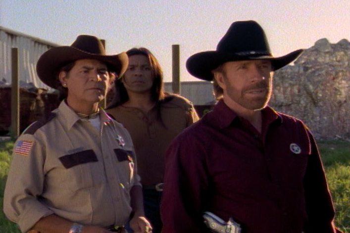 Walker, Texas Ranger - Chuck Norris