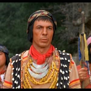 Leonard Nimoy on Daniel Boone