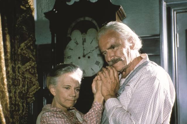 Gram Gramps Walton Clock
