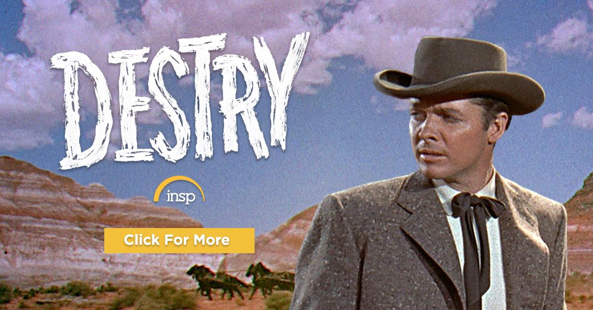 Destry Insp Tv Family Friendly Entertainment Tv