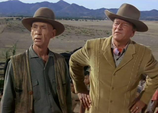 John Wayne in McLintock!