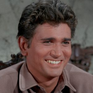 Michael Landon in Bonanza