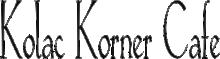 Kolac Korner Cafe