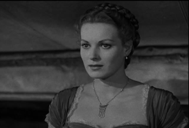 O'Hara in Rio Grande (1950)
