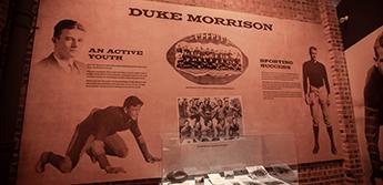Duke Morrison Exhibit Image