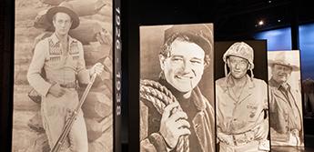 John Wayne: An American Experience Exhibit
