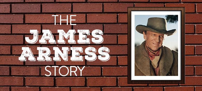James Arness: Hero in Life…Hero on Screen