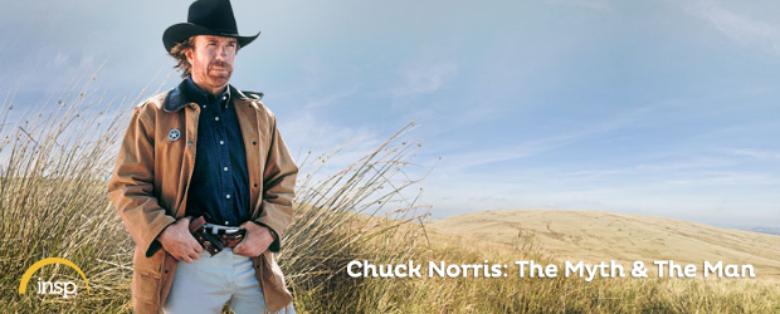 Chuck Norris: The Myth & The Man